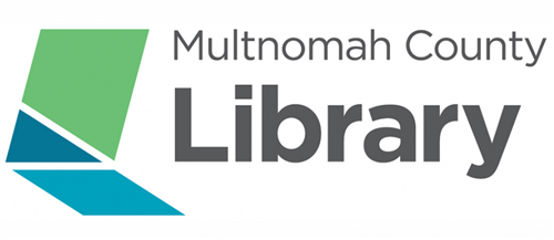 Image of Multnomah County Library Logo