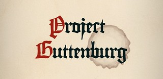 Image of Project Gutenberg Icon