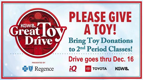 Great Toy Drive 2019 Poster