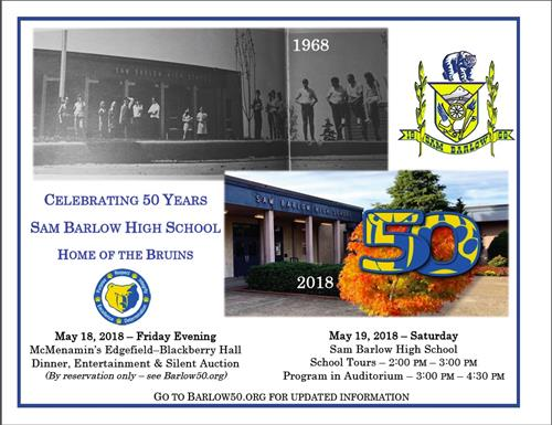 Barlow's 50th Anniversary Celebration