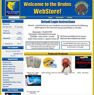Sam Barlow High School / Homepage