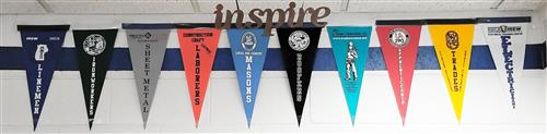 Photo of Trades Pennants