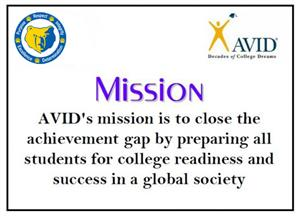 AVID Mission Statement