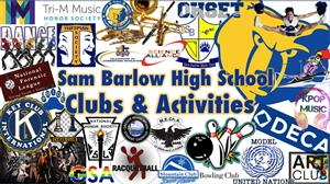 Club and Activities Mash Up