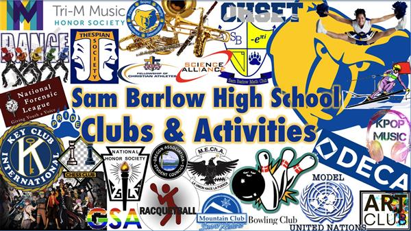 Clubs and Activities Mash Up
