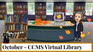 October Library Slide