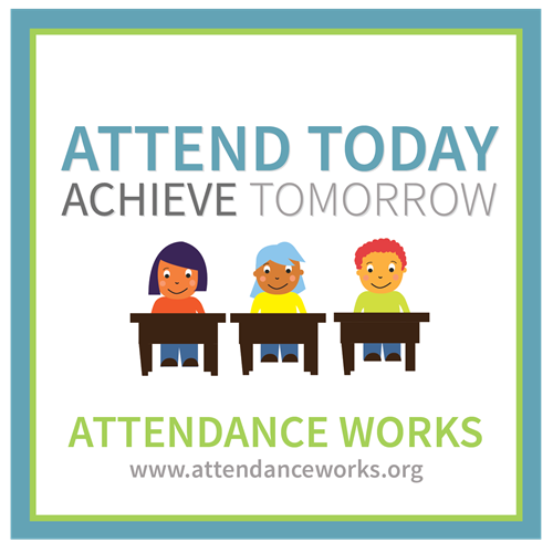 Attendance works decal