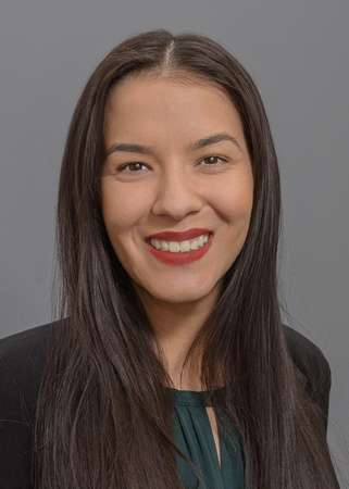 Photo of board member Amanda Orozco-Beach